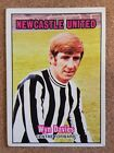 A&BC Chewing Gum 1970/71 Footballer (Orange backs) NEWCASTLE UNITED - Various