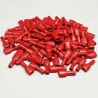 Fully Insulated RED Female Spade Terminals (2.8mm) crimp connectors WT8