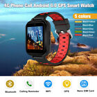 FINOW Q1 Pro Bluetooth Smart Watch 4G GPS WiFi Android Heart Rate Pedometer IP67