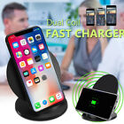 Genuine Qi Wireless Fast Charger Rapid Charging Stand For Samsung Galaxy S9 S8
