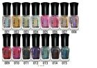 6ML MYDANCE Holo Glitter Nail Polish Varnish Hologram Effect Manicure Nail Art