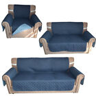 sofa covers throws - Hot Style Sofa Cover Chair Throw Pet Kids Furniture Reversible Protector Blue
