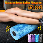 Serpentine 4 Speed Electric Yoga Vibrating Foam Roller Massage Body Muscle Relax