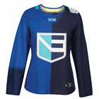 adidas Europe Hockey Womens Blue 2016 World Cup of Hockey Premier Jersey