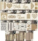 Crafters Companion - Rustic Wedding - SARA SIGNATURE COLLECTION - Cardmaking