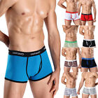 2018 Men Boxer boxers Underwear Cotton Shorts briefs Model Underpants Trucks