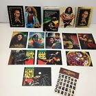 THE BOB MARLEY LEGEND Complete 50 Card Set + ALL 12 SUBSET CARDS & GOLD PROMO