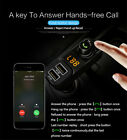 Car MP3 Player Wireless Bluetooth handsfree Dual USB Onboard Charger Adapter lot