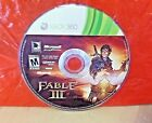 FABLE III - XBOX 360 - Game Disc only - Free Shipping