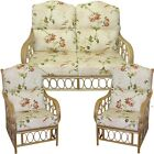Replacement Cane HUMP TOP CUSHIONS/COVERS ONLY Wicker Conservatory Furniture