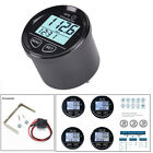 White Backlight GPS Speedometer Counter Clock Voltmeter For Car Motorcycle Boat