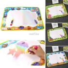 Children Educational Drawing Toys Water Drawing Board Doodle Mat RR6