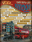 THE SWINGING SIXTIES THE CITY OF LONDON POSTER  METAL SIGN: SIZES TO CHOOSE FROM