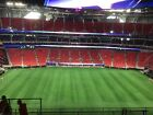4 Midfield Tickets Atlanta Falcons vs Tampa Bay Buccaneers 10/14