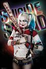 HARLEY QUINN SUICIDE SQUAD POSTER Baseball Bat Goodnight (Size 24x36)