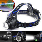 30000ML Rechargeable XML T6 LED Headlamp 18650 Headlight Head Lamp Outdoor