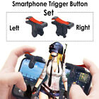 Phone Mobile Gaming Trigger Fire Button Handle for L1R1 Shooter Controller PUBG