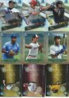 2016 Bowman Draft Chrome Baseball Inserts - Complete Your Set !!
