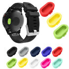 Soft Silicone Anti Dust Plugs for Germin Fenix 5 Multi Colors Smart Watch