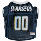 San Diego Chargers Mesh Dog Jersey $24.95 USD on eBay
