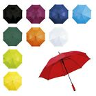 "Large Colourful Golf Style 37"" Automatic Umbrella - Walking Theatre Show Wedding"