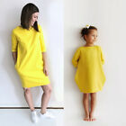 Mother Daughter Clothes Parent-child dress Family Matching Outfits Baby Girl GB