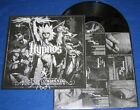HYPNOS- Heretic Commando-Rise Of The New Antikrist LIM. BLACK VINYL +Poster DEAT