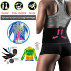 Weight Loss Ab Premium Stomach Fat Burner Wrap Abdominal Muscle & Back Support