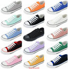 WOMENS MENS LADYS ALL STARS CHUCK TAYLOR OX LOW HIGH TOP SHOES CANVAS SNEAKERS