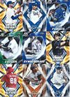 2017 Topps Fire Baseball cards - Pick the ones you need !!
