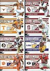 2017 Panini Contenders Draft Picks Rush Week Football cards - Pick Your Cards !!