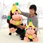 Giant Cute Animal Monkey Love Banana Plush Toy Big Stuffed kids gifts Hobbies A+