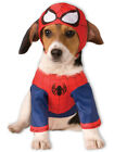 Classic Marvel Spider-Man Super Hero Pet Dog Costumes
