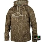 DRAKE WATERFOWL SYSTEMS CAMO PERFORMANCE HOODIE PULLOVER SWEATSHIRTHoodies & Sweatshirts - 177871