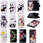 Beautiful Pattern Magnetic PU Leather Stand Card Wallet Case Lot Smart Phones &