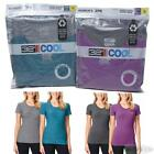 2 Womens 32 Degrees Cool T-Shirts Choose Size and Color New Open Pkg