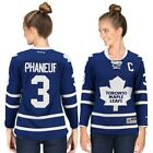 Reebok Dion Phaneuf Toronto Maple Leafs Womens Blue Premier Player Jersey