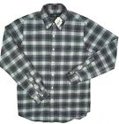 NEW Polo Ralph Lauren Shirt!  *Weathered Tartan Plaid*  *Thick Oxford Fabric*