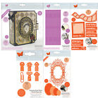 Tonic Studios - Keepsake Book Maker Collection Cutting Dies -  FREE UK P&P