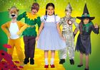 Scarecrow Kids Costumes The Wizard of Oz Childrens GREAT VALUE