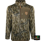 DRAKE NON-TYPICAL ENDURANCE QUARTER 1/4 ZIP CAMO JACKET WITH AGION ACTIVE XLCoats & Jackets - 177868