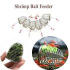 1Pc Newly Stainless Steel Fishing Feeder Bait Cage Trap Fishing Tools Supplies