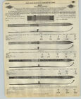 1918 PAPER AD Diamond Brand Wood Wooden Show Skis The Champion Hickory Pine Oak
