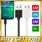 For Motorola Moto Edge One G6,7,8,9 Plus Power Play USB Charger Charging Cable