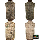 DRAKE WATERFOWL LST DOUBLE DOWN HYBRID LINER LAYERING CAMO VEST