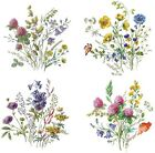 Kyпить Meadow Wild Flower Select-A-Size Waterslide Ceramic Decals Bx на еВаy.соm