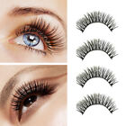 3D False Eyelashes Natural Recyclable Curly False Eyelash Makeup Cosmetic Tools