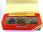 48 Britains Deetail Turks on foot - 1st version mint in counter pack box 7750
