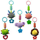 Infant Baby Rattle Toys Kids Stroller Hanging Newborn Car Crib Wind Chime LD