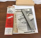 Vintage ORCO TACK-IT Pattern Marker In Original Box with Instructions